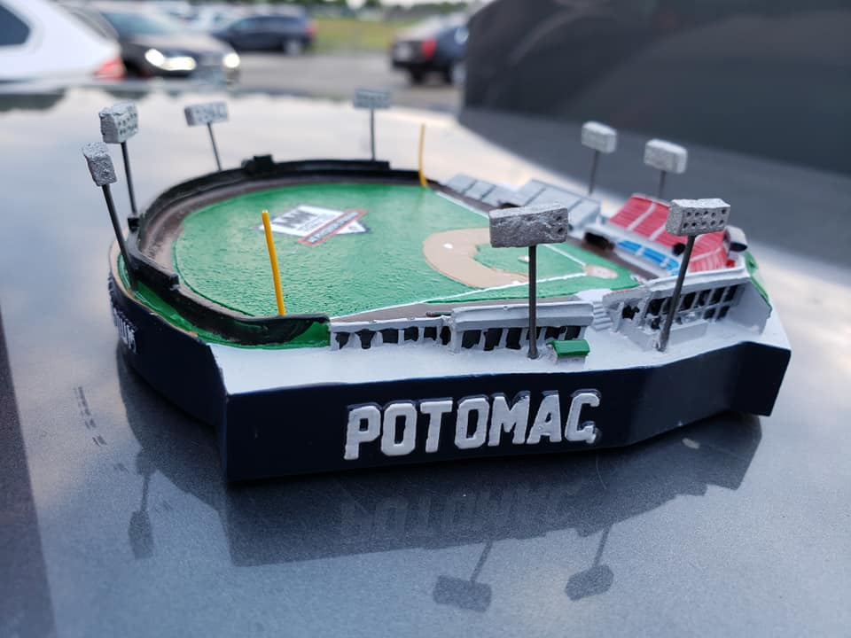 P-Nats Replica Stadium