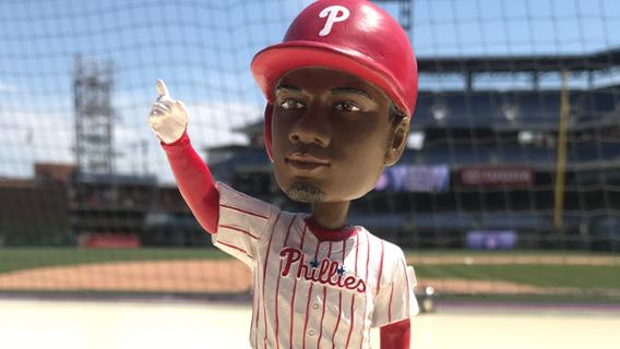 Philadelphia Phillies – Ryan Howard Bobblehead
