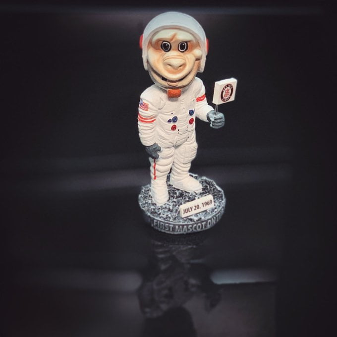 San Jose Giants Lunar Gigante Bobblehead