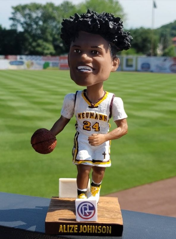 Williamsport Crosscutters Alize Johnson Bobblehead