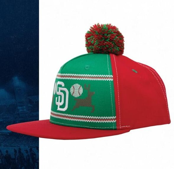 San Diego Christmas 2019 July 29, 2019 San Diego Padres   Ugly Sweater   Stadium Giveaway
