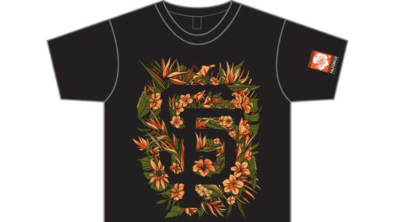 Polynesian-themed Giants T-Shirt