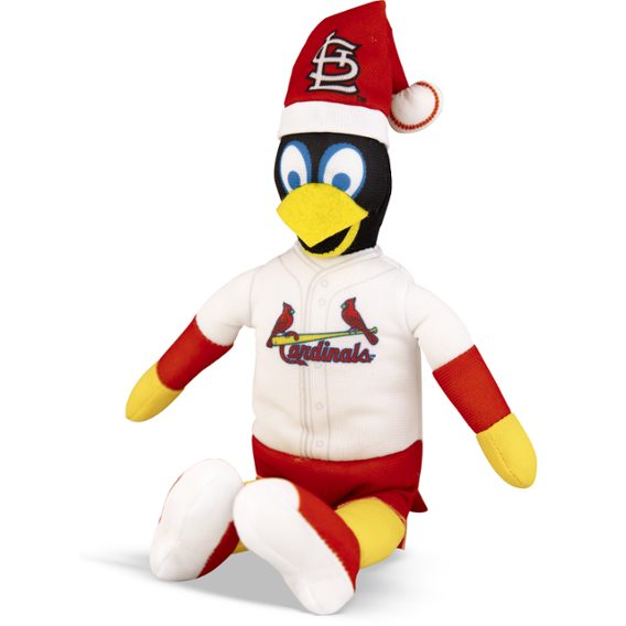 St Louis Cardinals - Fred on a Sled