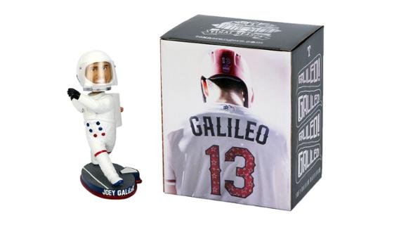 Joey GALiLeO- Moon Shot bobblehead
