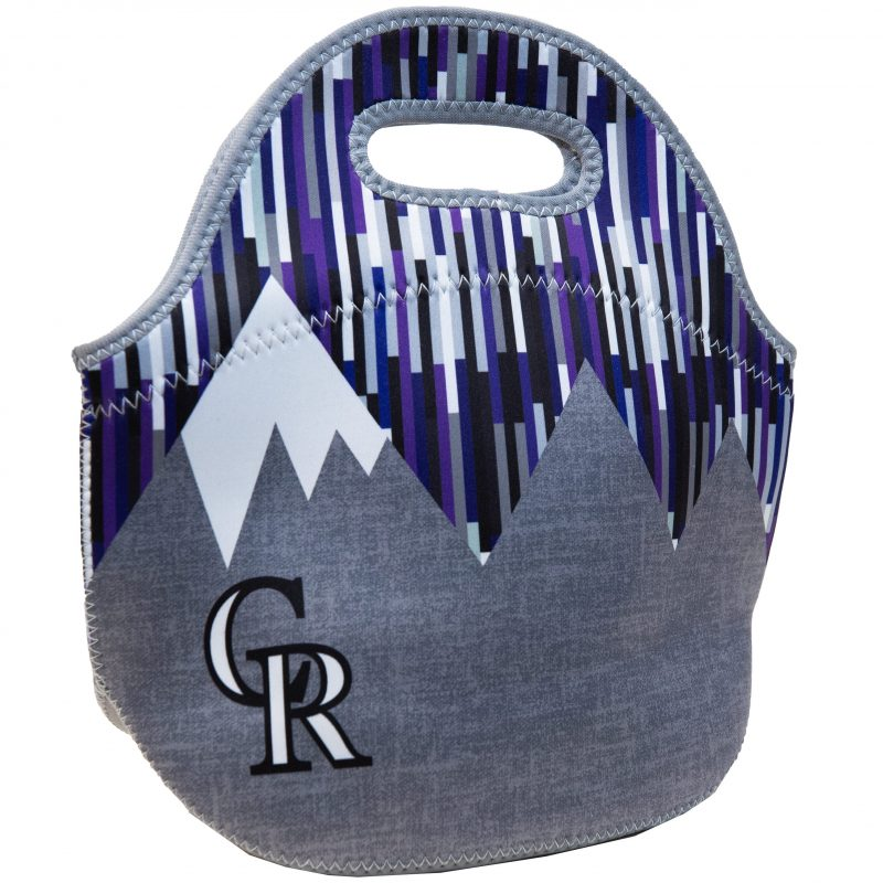 Colorado Rockies – Lunch Bag