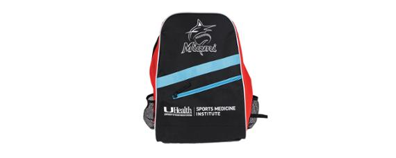 Miami Marlins – Kids Bat Backpack