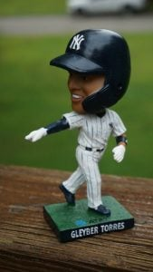 New York Yankees Gleyber Torres Bobblehead