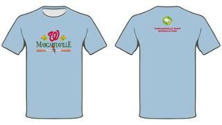 Washington Nationals – Margaritaville Night Shirt