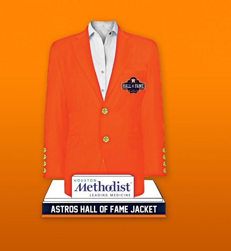 Houston Astros - HOF Jacket Statue