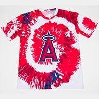 Los Angeles Angels – Tie Dye Shirt