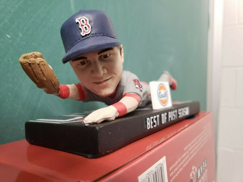 Boston Red Sox Andrew Benintendi ALCS Catch Bobblehead