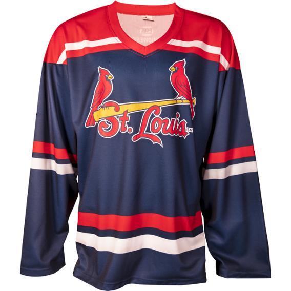 St Louis Cardinals – Hockey Sweater