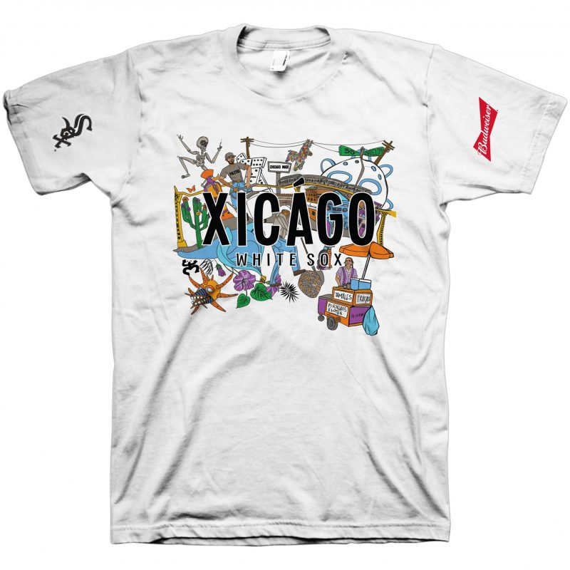 Chicago White Sox - Free T-shirt Thursday