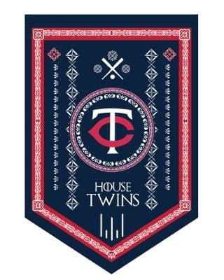 Game of Thrones Twins flag