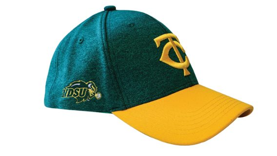 Twins – North Dakota State University Cap