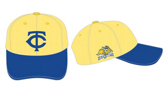 Minnesota Twins – South Dakota State University Cap