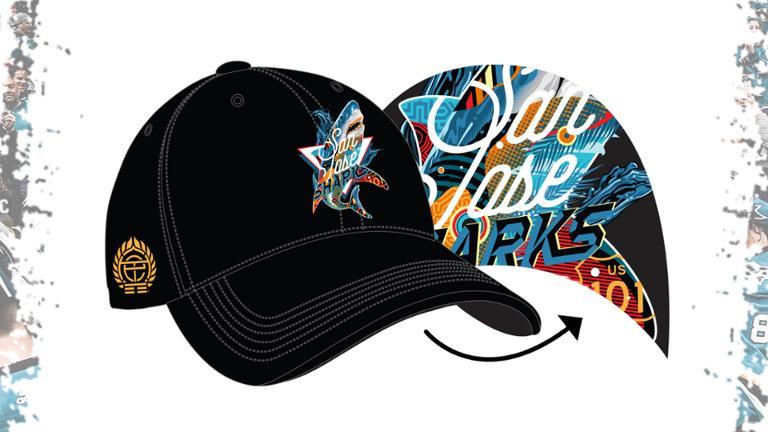 Shark Uprising Hat