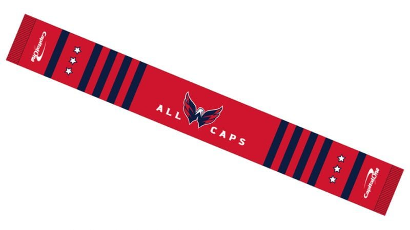 Washington Capitals Scarf