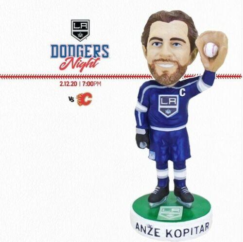 Los Angeles Kings – Anze Kopitar Bobblehead