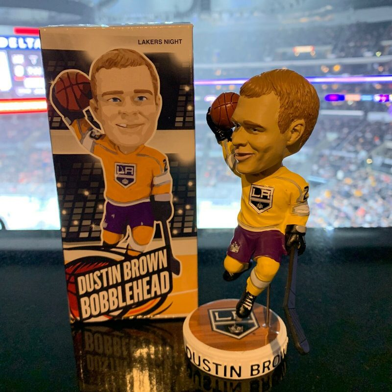 Los Angeles Kings - Dustin Brown Bobblehead