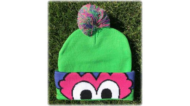 Philadelphia Phillies - Phillie Phanatic Knit Hat