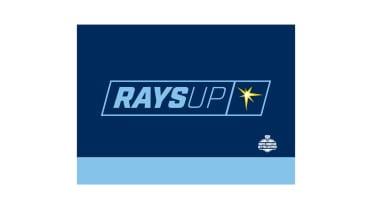 Rays Car Flag