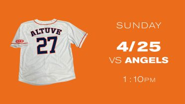 Houston Astros - Jose Altuve Replica White Jersey