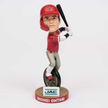 Los Angeles Angels - Ohtani Cycle Bobblehead
