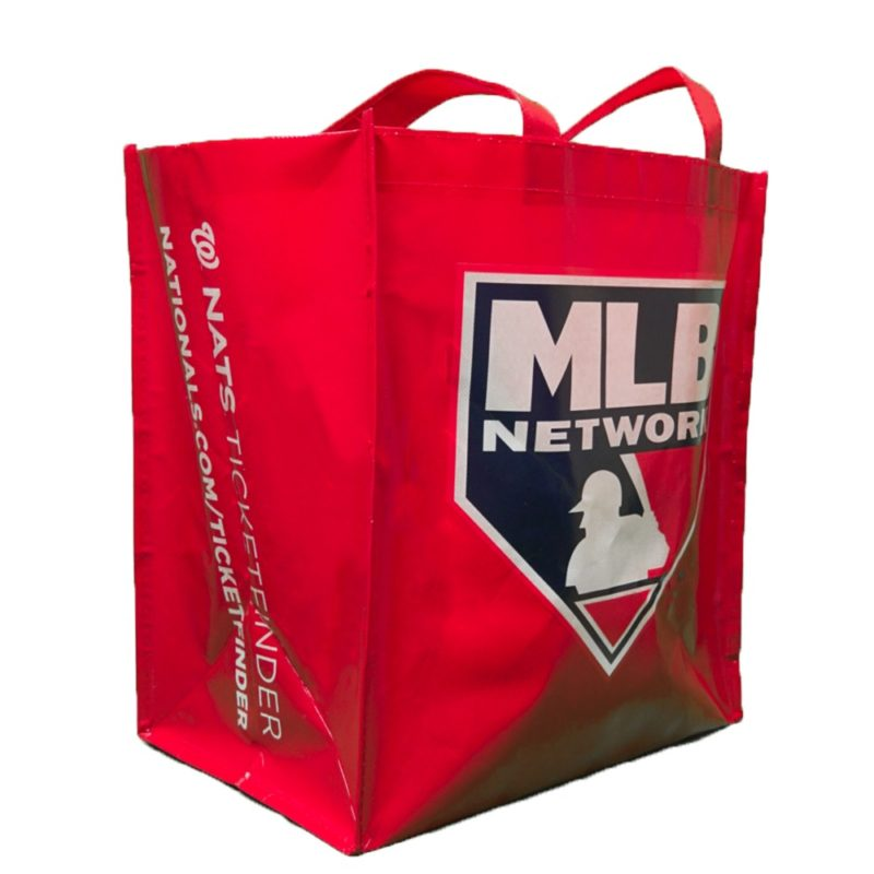 Washington Nationals - World Series Grocery Tote
