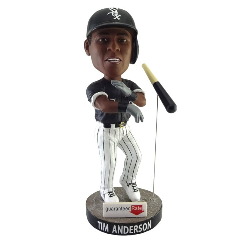 Chicago White Sox - Tim Anderson Bat Flip Bobblehead