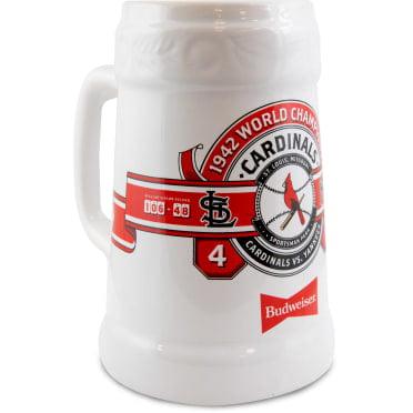 St Louis Cardinals - 1942 World Champions Beer Stein