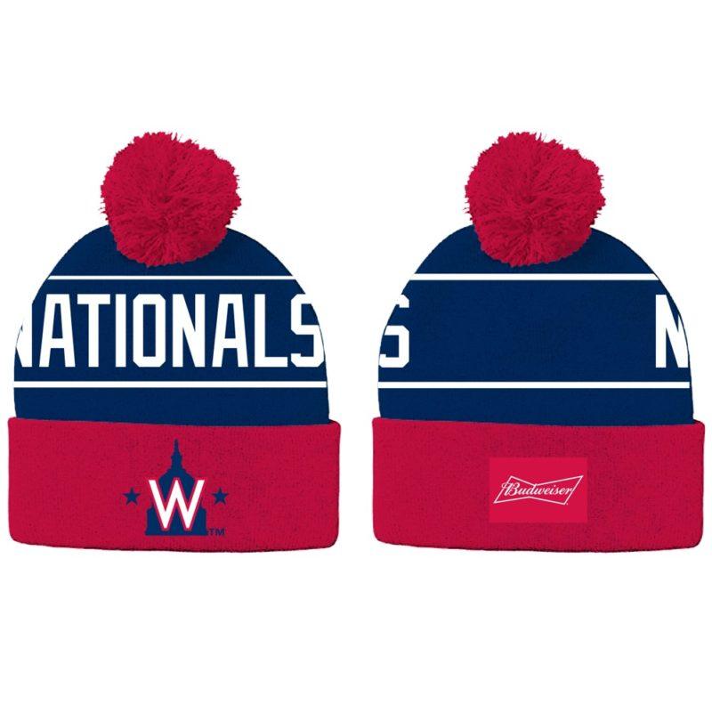 Washington Nationals - Beanie