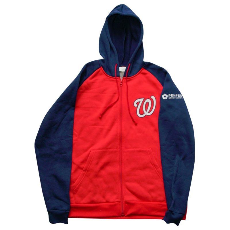 Washington Nationals - Zip-Up Jacket
