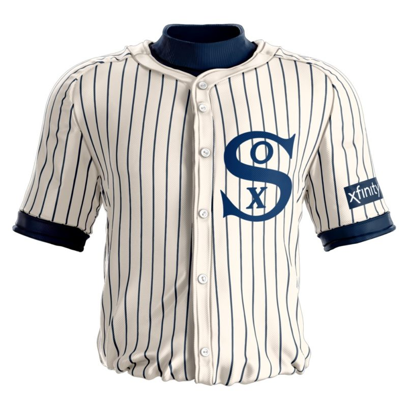 Chicago White Sox - 1919 Throwback Jersey