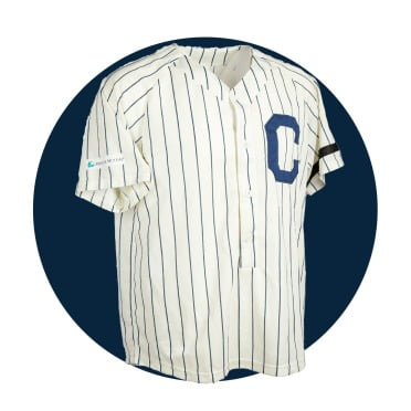 Cleveland Indians - 1920 Jersey