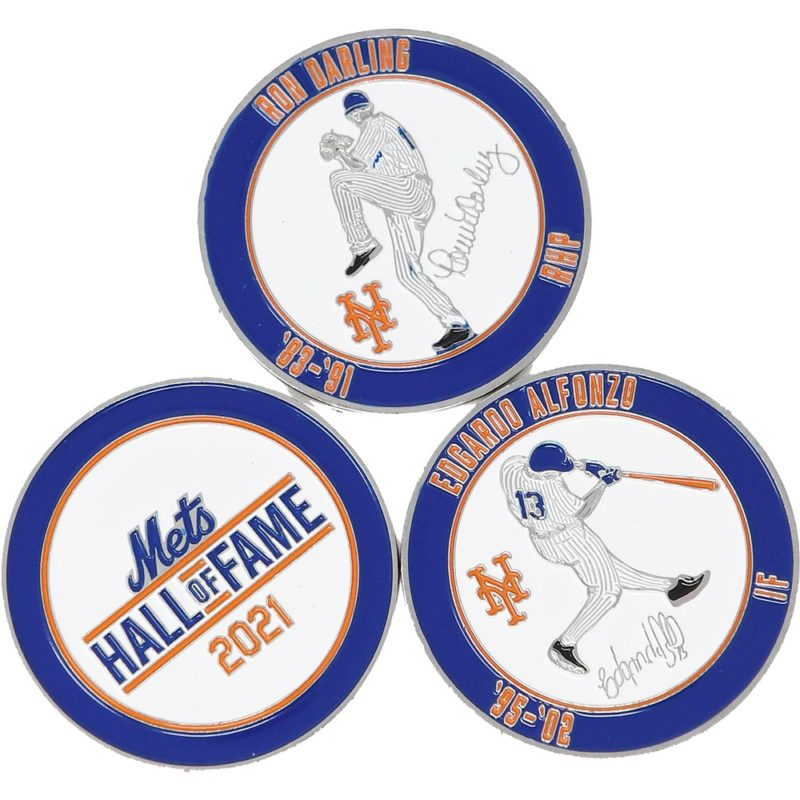 New York Mets - Mets Hall of Fame Challenge Coins