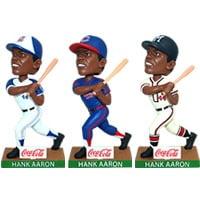 Atlanta Braves - Hank Aaron Bobblehead