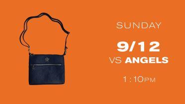 September 12, 2021 Houston Astros - Crossbody Bag