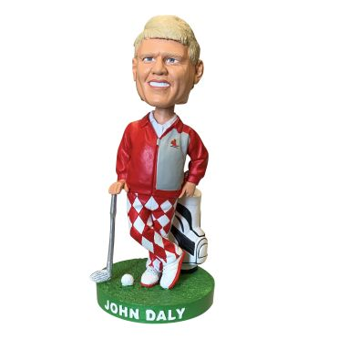September 8, 2021 St Louis Cardinals - John Daly bobblehead